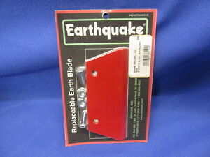 """New Earthquake 10"""" Earth Blade Replacement"""