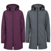 Trespass Maeve Womens Soft Shell Jacket with Hood Windproof and Breathable