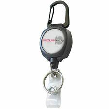Kr Hd05 120 KV Premium Duty Key Reel With 120cm Kelva Cord and Metal Carabiner