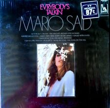 MARIO SAID - EV'RYBODY'S TALKIN - LIBERTY LP - STILL IN SHRINK WRAP