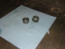 chaparral,rupp, xenoah lower rod bearing set fits 250 single and 77 rupp 440g44b
