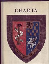 CHARTA 1957-58. OSGOODE HALL LAW SCHOOL. FIRST EDITION. SCARCE