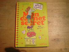 mon carnet secret mimi la fouineuse - nathalie zimmermann