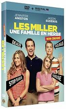 DVD *** LES MILLER UNE FAMILLE EN HERBE *** Jennifer Aniston (Neuf sous blister)