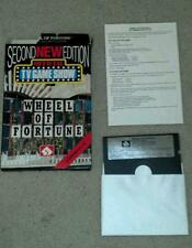 Commodore 64/128 Wheel of fortune second edition game