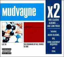 Mudvayne : X2 (L.D. 50The Beginning Of All Things CD