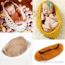 Newborn Cocoon Prop Pod Knitted Cream