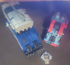 USED Transformers Cybertron Defense Scattorshot and Hotshot WITH CYBER KEY