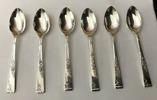 "ROSE GARDEN Design SMITH SEYMOUR Silver Service Cutlery Pastry Fork 5⅝/"""