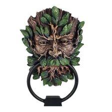 "Green Man Spirit of Nature Tree Man Ent Decorative 7"" Door Knocker"