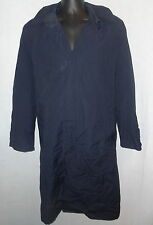 USAF Air Force Dress Uniform Trench Overcoat Allweather Vintage Coat size 38L
