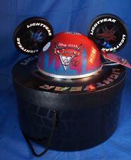 Lightning McQueen Pixar Cars 2 Disney MIckey Ears Hat Lightyear Box LE1000 Pin
