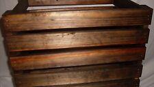 Storage Wood Crate