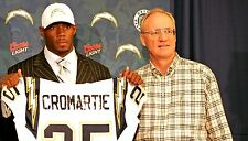 """2006 San Diego Chargers Coors Light Official Press Conference Backdrop 12'X7'4"""""""