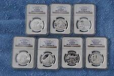 Canada, $10, NGC, 2013 O Canada 7 coin set, PF70 Matte