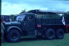 More details for  35mm slide albion wd truck huddersfield car show 1980's