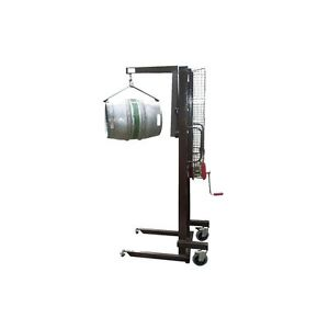 Cask Lift Truck with Overhead Carriage