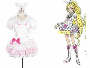 new!Suite PreCure Cure Rhythm Minamino Kanade Cosplay Costume