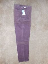 70-80's Vintage Union Bay Sportswear Cords Corduroy Pants Jeans 32X33 Purple!