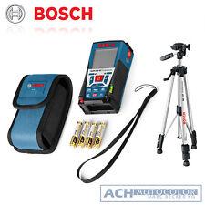 BOSCH GLM 250 VF Laser Entfernungsmesser +Tasche BS 150 Stativ 061599402J