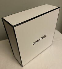Lot Of 7 Chanel Signature Square Gift Box Authentic New 8.25� X 8.25� X 3.5