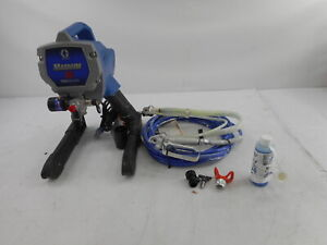 Graco Magnum 262800 - X5 Stand Airless Paint Sprayer, Blue