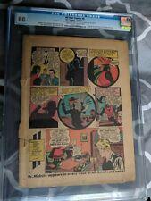 all star comics 8 CGC NG 1st Wonder Woman !