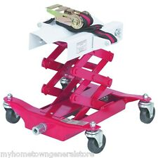450 Lb. Capacity Low Lift Transmission Jack. Remove & Replace Transmissions NEW!