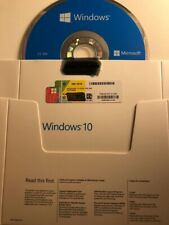 Microsoft Windows 10 Home 32 Bit (OEM) - Brand New Sealed