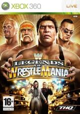 Wwe Legends of WrestleMania XBox 360 Nuevo y Sellado WWF leyendas de Wrestlemania