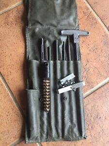 US Military 50 Caliber Cleaning Kit