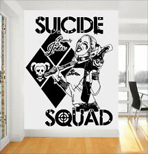 Harley Quinn Dc Comics Suicide Squad (Task Force X) Wall Art Autocollant/Autocollant