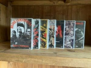 Sons of Anarchy Hijos de la anarquía DVD 7 temporadas versión española