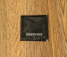 ANDYCINE microfibre cloth - for camera lenses - brand-new, never opened