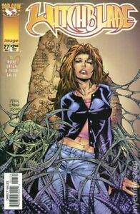 Witchblade #27A Green NM 1998 Stock Image