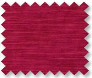 Laura Ashley Villandry Cranberry Upholstery Fabric (per metre) FREE DELIVERY