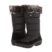 Spring Step Vanish Black Winter Snow Boots Womens Size EU 42 / US 10.5-11