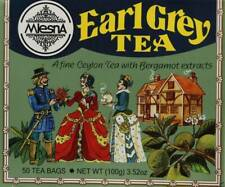 Mlesna Earl Grey Tea 50 Tea Bags boxes 100g - Ceylon Tea