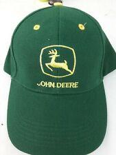 John Deere Licensed Green Cap / Hat