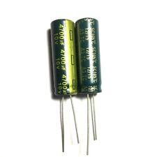 ± 20/% 10 V 100 microfarad Radiale Al Piombo 5 mm FM SERIE Condensatore elettrolitico