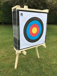 Egertec 90cm Layered Foam Target & Stand Package. IN STOCK Free P&P.