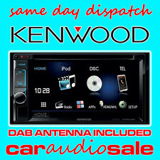 KENWOOD ddx-5016dab 6.2' Bluetooth USB IPHONE IPOD STEREO AUTO a buon mercato + ANTENNA DAB