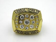 1972 BOSTON BRUINS NHL STANLEY CUP CHAMPIONSHIP REPLICA RING