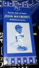 JOHN MAYBERRY BOBBLEHEAD KANSAS CITY ROYALS BOBBLEHEAD KC ROYALS RARE SGA 2008