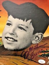 LEAVE IT TO BEAVER- 1959 Board Game Jerry Mathers AUTOGRAPHED+Tony Dow SIGNED