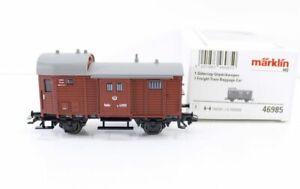 Märklin 46985 Güterzug Gepäckwagen Pg 4095 Halle KPEV  bs1906