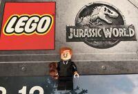 LEGO Jurassic World - Gunnar Eversol (75930) - in MINT condition