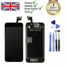 Black iPhone 6s Plus LCD Screen Display Replacement with Home button Camera