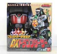Bandai Mighty Morphin Power Rangers DX Dragon Zord Caesar Megazord Zyuranger