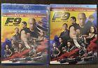 F9 - The Fast Saga (Blu-ray, DVD, digital & slipcover) NEW